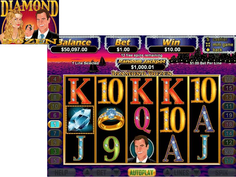 Jackpot party bonus