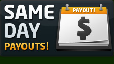 Same Day Payouts